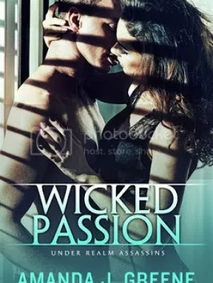 Wicked Passion by Amanda J  Greene | Valerie Ullmer