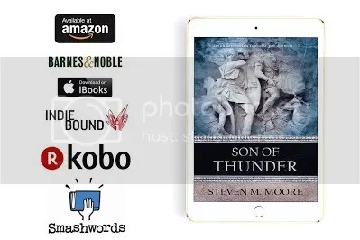 photo Son Of Thunder on tablet with store logos_zpsgpnssdpe.jpg