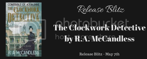 The Clockwork Detective banner