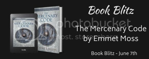 The Mercenary Code banner