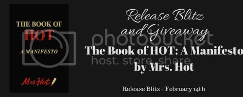 The Book of HOT banner