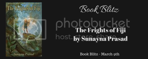 The Frights of Fiji Banner