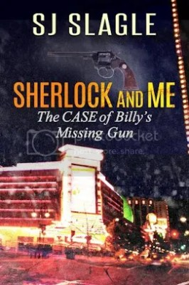 The Case of Billy's Missing Gun cover