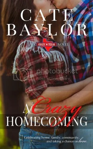 A Crazy Homecoming - RABT Book Tours