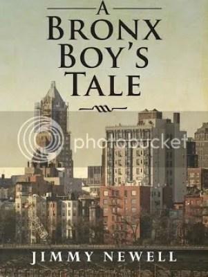 a bronx boy;s tale cover