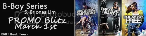 b-boy series banner