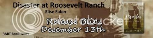 Disaster at Roosevelt Ranch banner