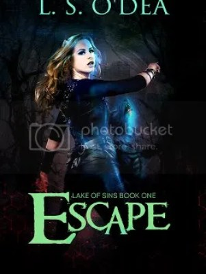 lake of sins: escape cover