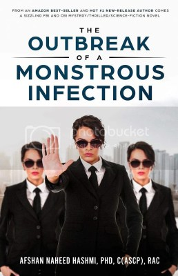 The Outbreak of a Monstrous Infection cover