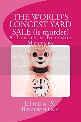 the world's longest yard sale (is murder) cover