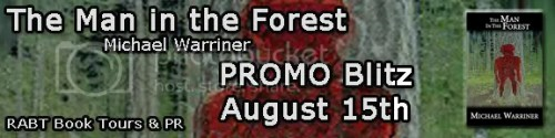 The Man in the Forest Banner