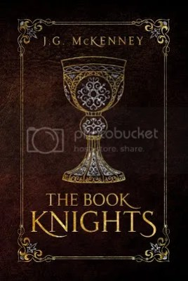 The Book Knights Banner
