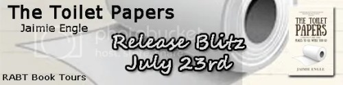 The Toilet Papers Release banner