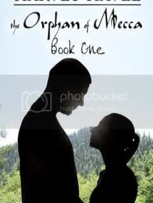 the orphan of mecca cover