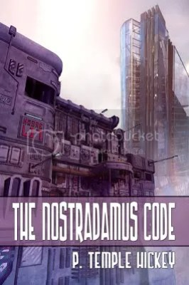 The Nostradamus Code cover