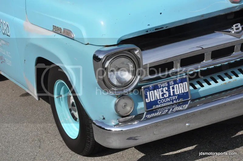 Jacky Jones Dodge August Cruise Night 2014