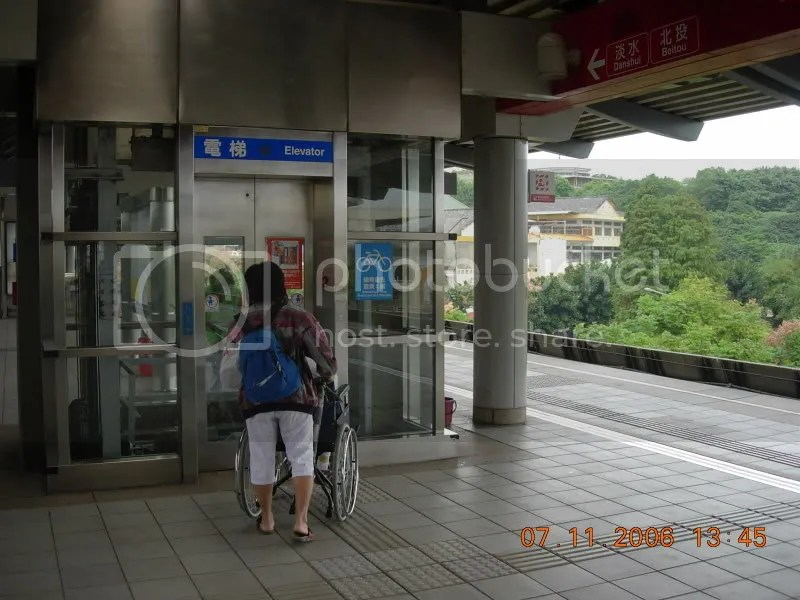Lift for the Disabled