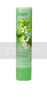 White Nettle Shampoo Anti Dandruff