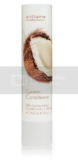 Coconut Conditioner for Dry or Dull Hair