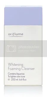 Whitening Foaming Cleanser