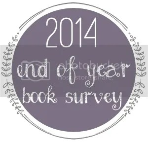 Morgan's 2014 End of Year Survey!