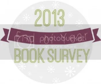 Jess's 2013 End of Year Survey