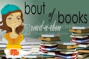 Bout of Books Read-a-thon Wrap-up