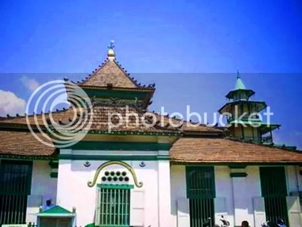 Masjid Lawang Kidul, Bukti Cinta Kiai Marogan