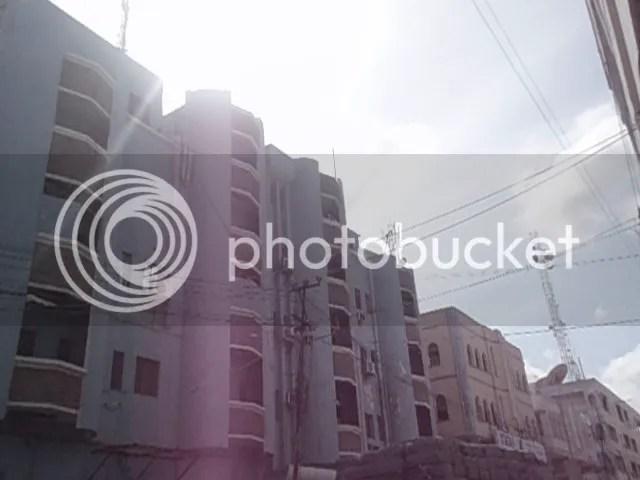 Old Hormuud Building