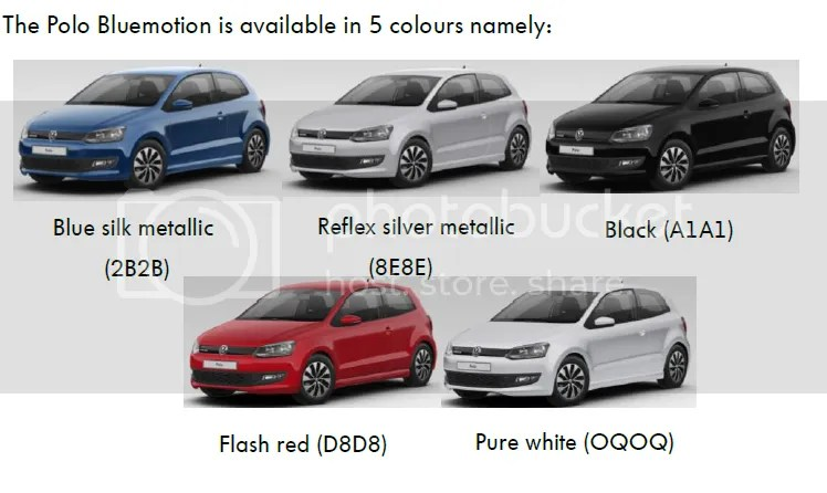 Product Bulletin Polo 1 0 Tsi Bluemotion 70kw The