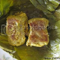 Machher Paturi (Bengali style Mustard fish in Banana leaf)