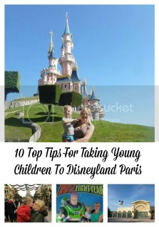 Top tips disneyland paris with young children
