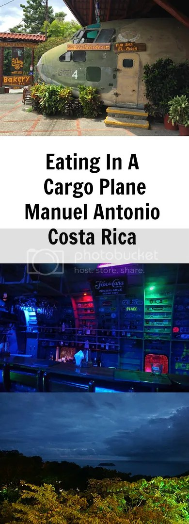 If you are looking for a quirky bar and restaurant then you can't go wrong with El Avion in Manual Antonio in Costa Rica with is in a cargo plane