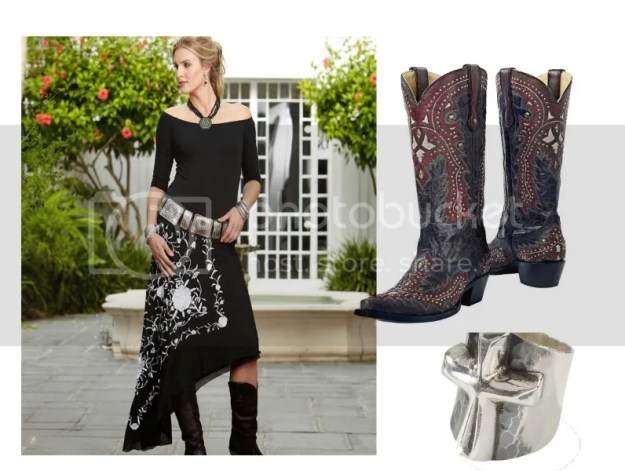 win a pair of cowboy boots