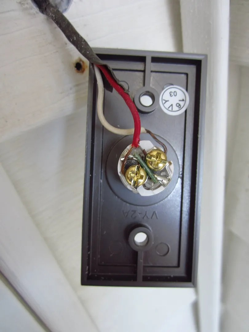 How to Replace a Doorbell/HomeStagingBloomingtonIL