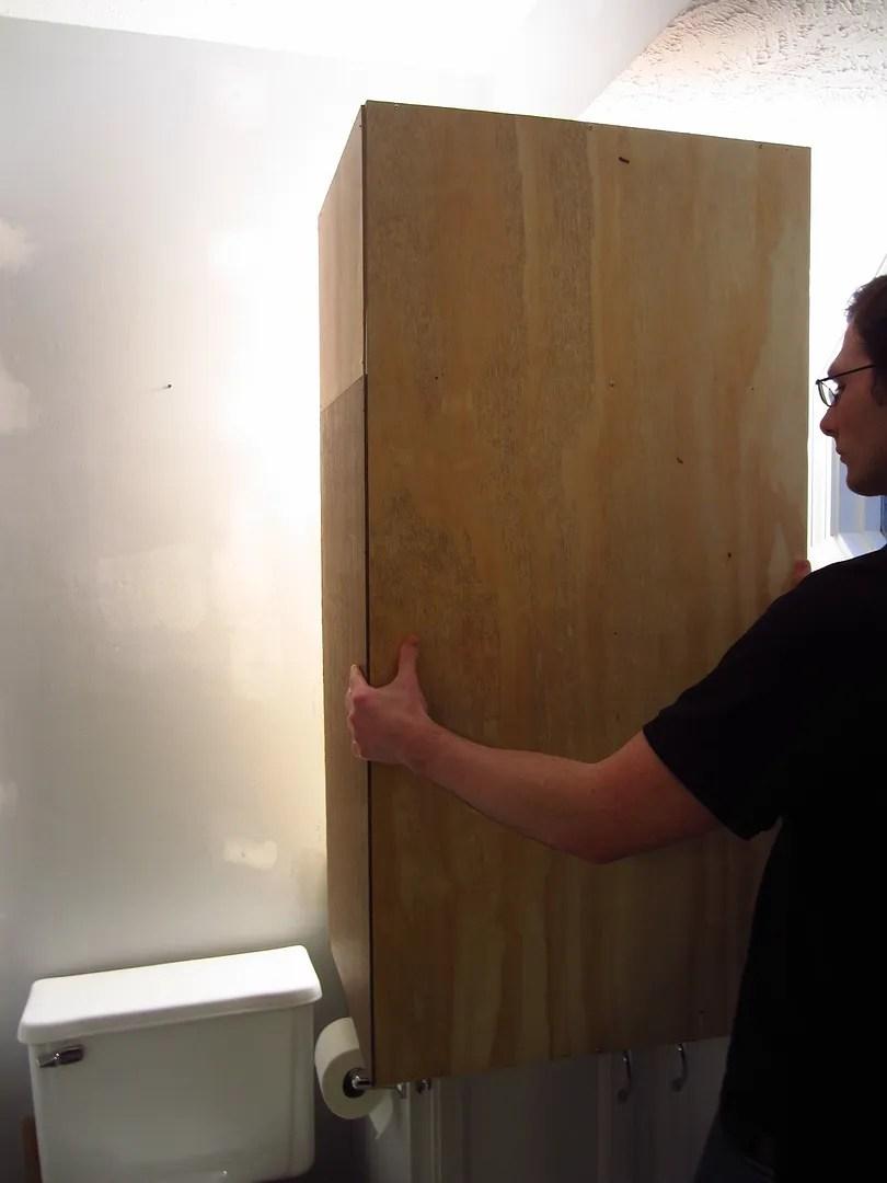 Built-In Storage Between the Studs/HomeStagingBloomingtonIL.wordpress.com