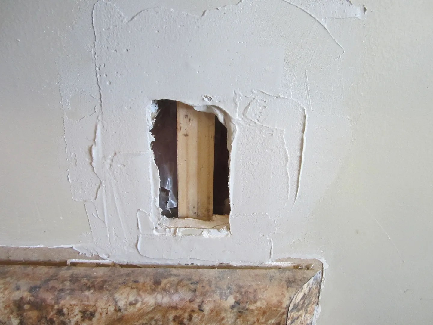 How to Patch Unused Electrical Outlets or Other Holes in Drywall/HomeStagingBloomingtonIL
