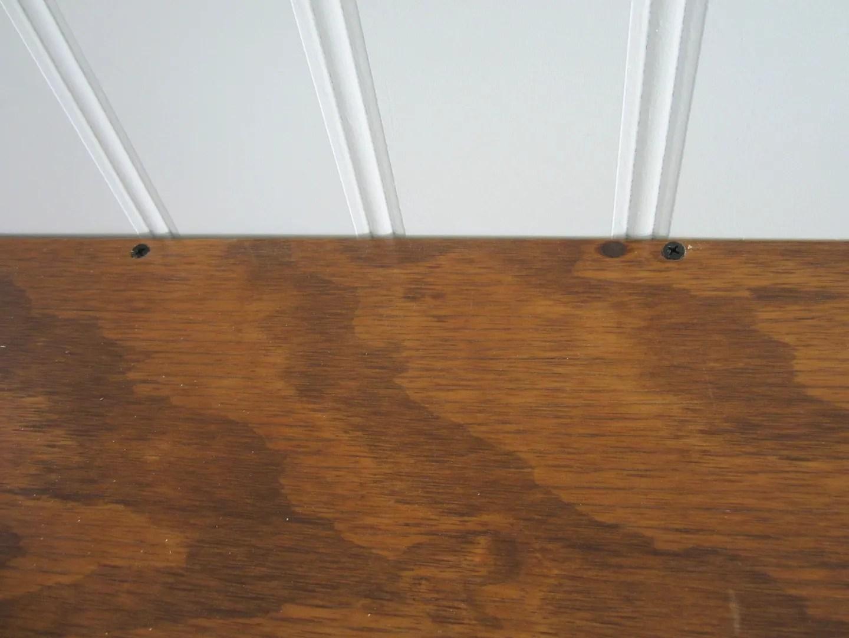 DIY Corbels for Open Shelving/HomeStagingBloommingtonIL.wordpress.com