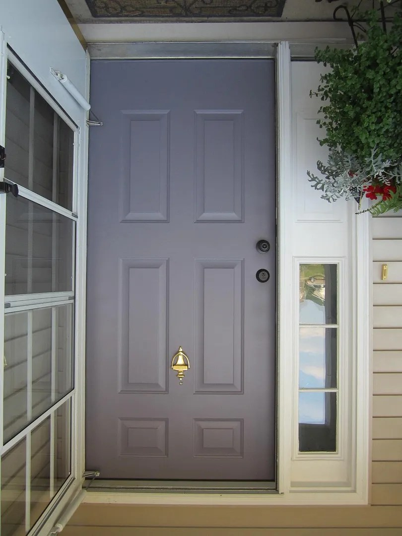 Paint your front door to boost curb appeal home staging for Exterior door paint