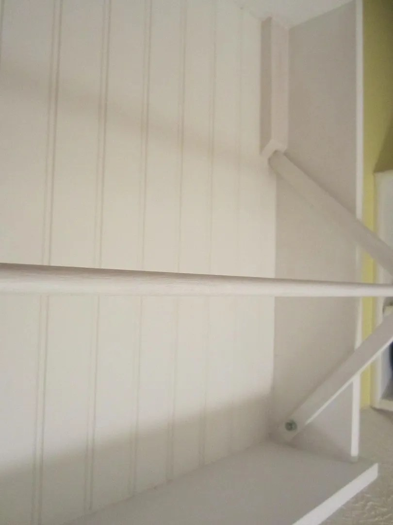 Make Your Own Laundry Room Drying Rack--Easy DIY Project / HomeStagingBloomingtonIL