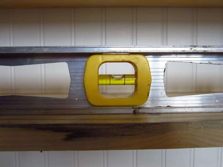 DIY Custom Shelving for a Small Bathroom / HomeStagingBloomingtonIL
