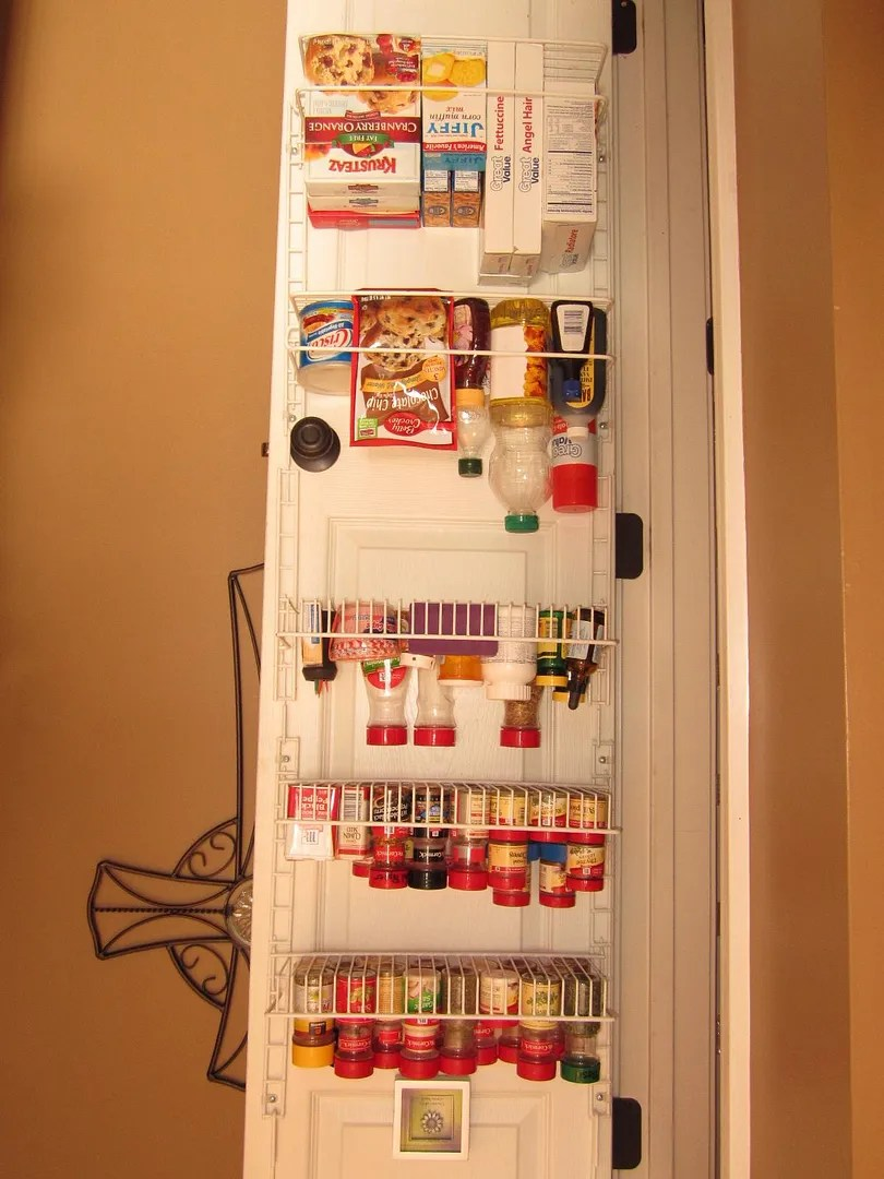 Dollar Store Kitchen Pantry Organization / HomeStagingBloomingtonIL