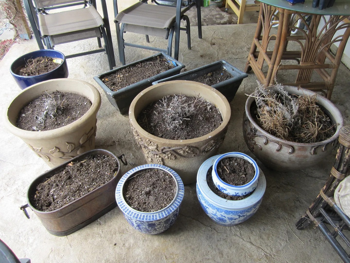Tips for Prepping Pots for Planting / MyUrbanGardenOasis