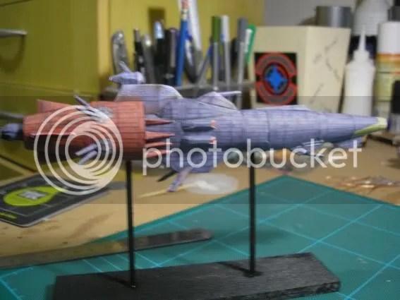 Yamato Papercraft