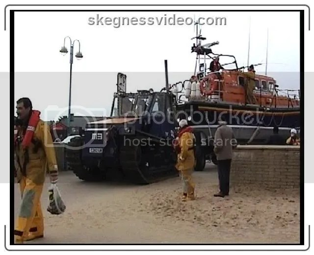 off shore lifeboat Skegness