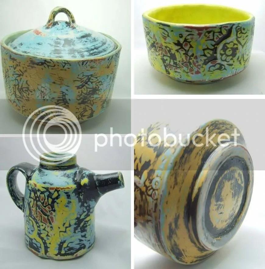 Hijacked Ceramics