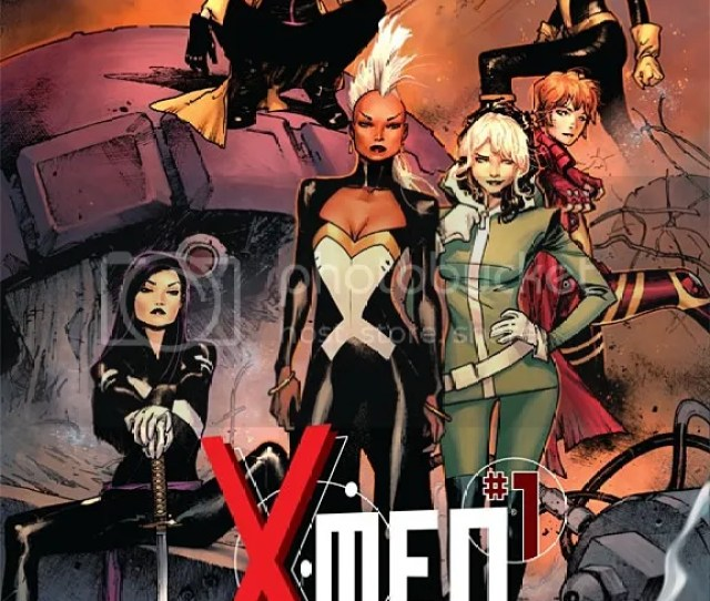I Read X Men For The Babes