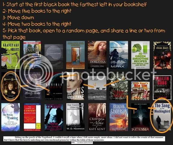 #TackleTBR RANDOM BOOK CHALLENGE @JLenniDorner blog