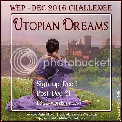 WEP Utopian Dreams Challenge