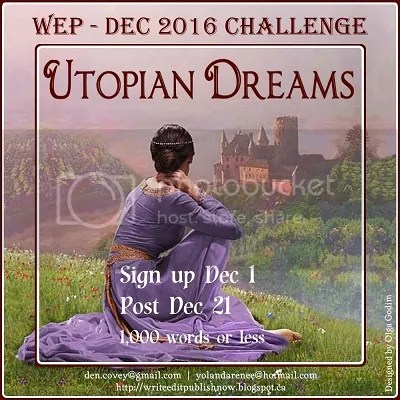 WEP Utopian Dreams Challenge
